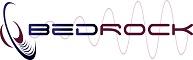 Bedrock logo signature